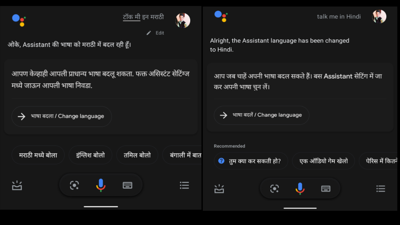 Hey Google, Talk Me In Hindi