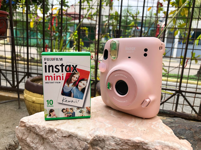 Patty Villegas - The Lifestyle Wanderer - Fujifilm - PH - Instax Mini 11 - Review