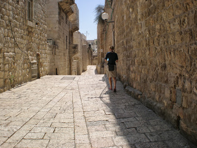 Riding a Bike to Jaffa