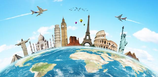Wujudkan Mimpi Keliling Dunia, Ini Tips bisa 'Travelling' Tiap Tahun