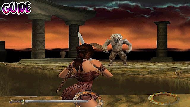 تحميل لعبه زينا Xena: Warrior Princess للكومبيوتر