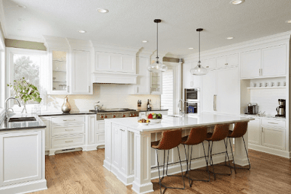 19 White kitchen cabinets ideas