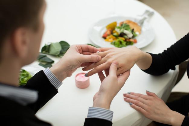 Evlilik Teklifi Alan Kızın Duyguları