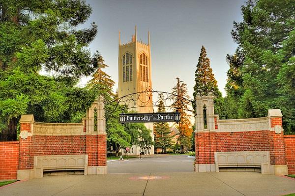 Tư vấn du học Mỹ – Trường University of the Pacific, bang Caliafornia