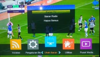 Software Nusantara HD - Blue Color - Basic Original 2020