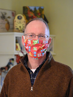 #QuiltBee: face mask