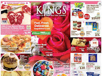 Kings Food Markets Circular Special Sale February 8 – 14, 2019