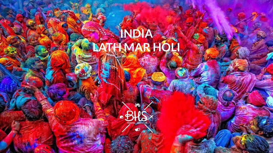 Lath Mar Holi