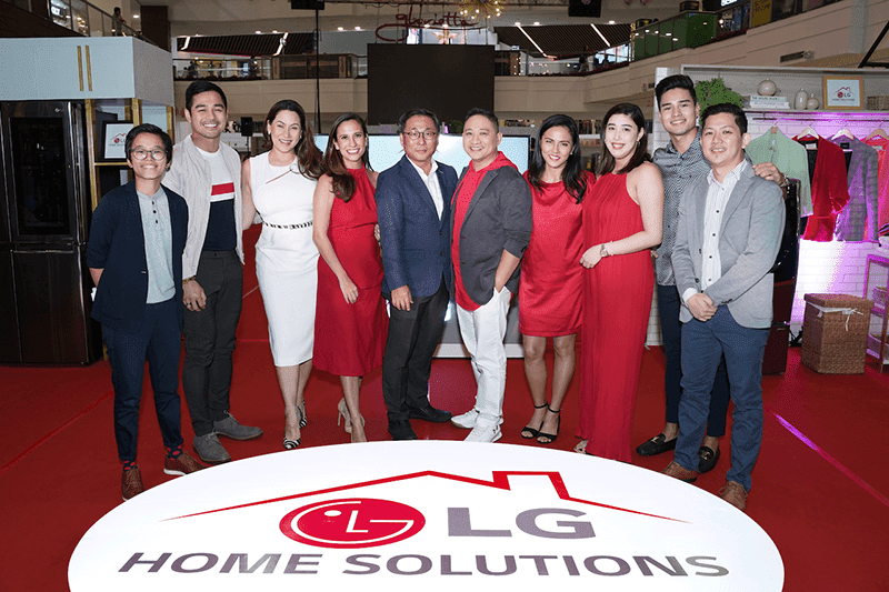 LG showcases Home Solutions for your modern home