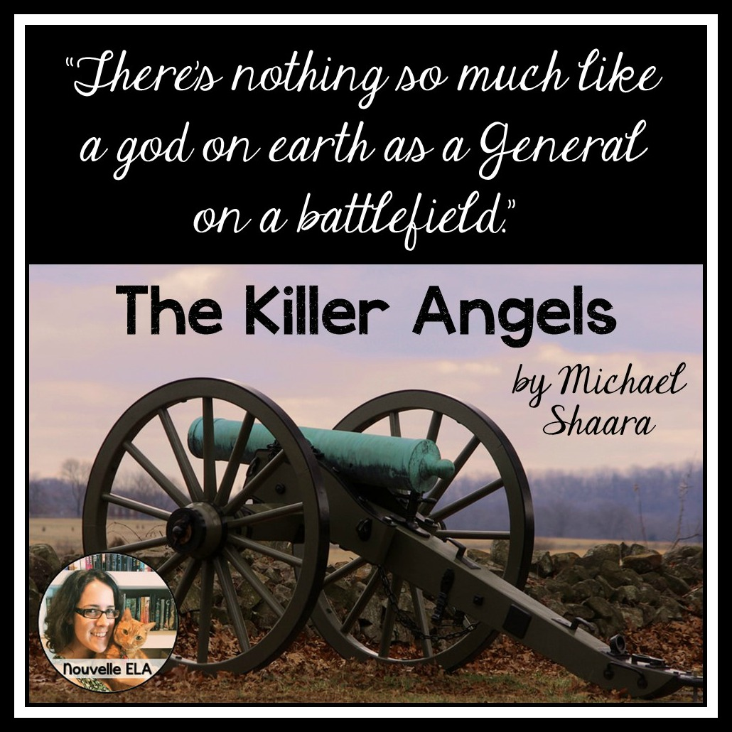 an analysis of battle and conflict in the killer angels by shaara The killer angels: a refreshing take on the gettysburg essay the killer angels: a refreshing take on the gettysburg there have been several novels written about the civil war and the battle of gettysburg, but none are as original as the killer angels by michael shaara.