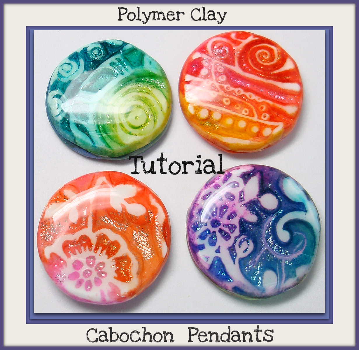 Polymer Clay Tutorials 2015 Personal Blog