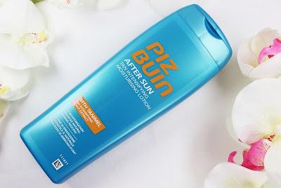 After Sun para uma hidratação extra || PIZ BUIN