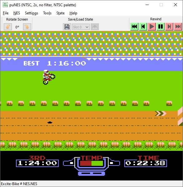 puNES is an open source NES emulator for Windows and Linux Forum