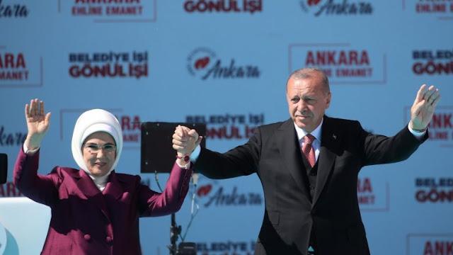 Οι δημοτικές εκλογές στην Τουρκία και η επιβίωση του Ερντογάν: Τα παίζει όλα για όλα…