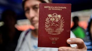 11 países recibirán a venezolanos refugiados con sus pasaportes vencidos
