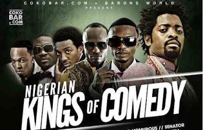 image result for Nigerian comedians