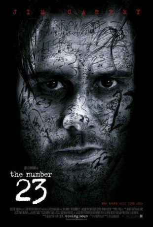 The Number 23 2007 BRRip 720p Dual Audio In Hindi English