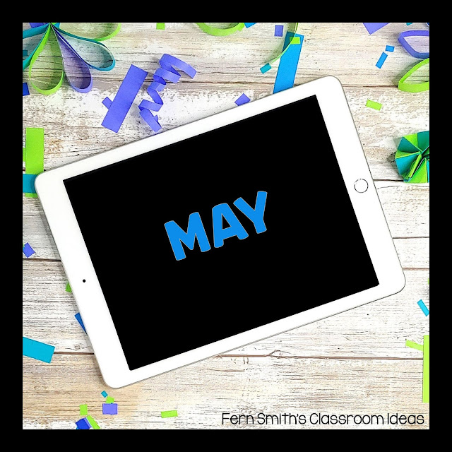 May Teaching Freebies For Your Classroom Students