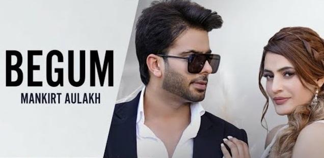 Begum Lyrics - Mankirt Aulakh