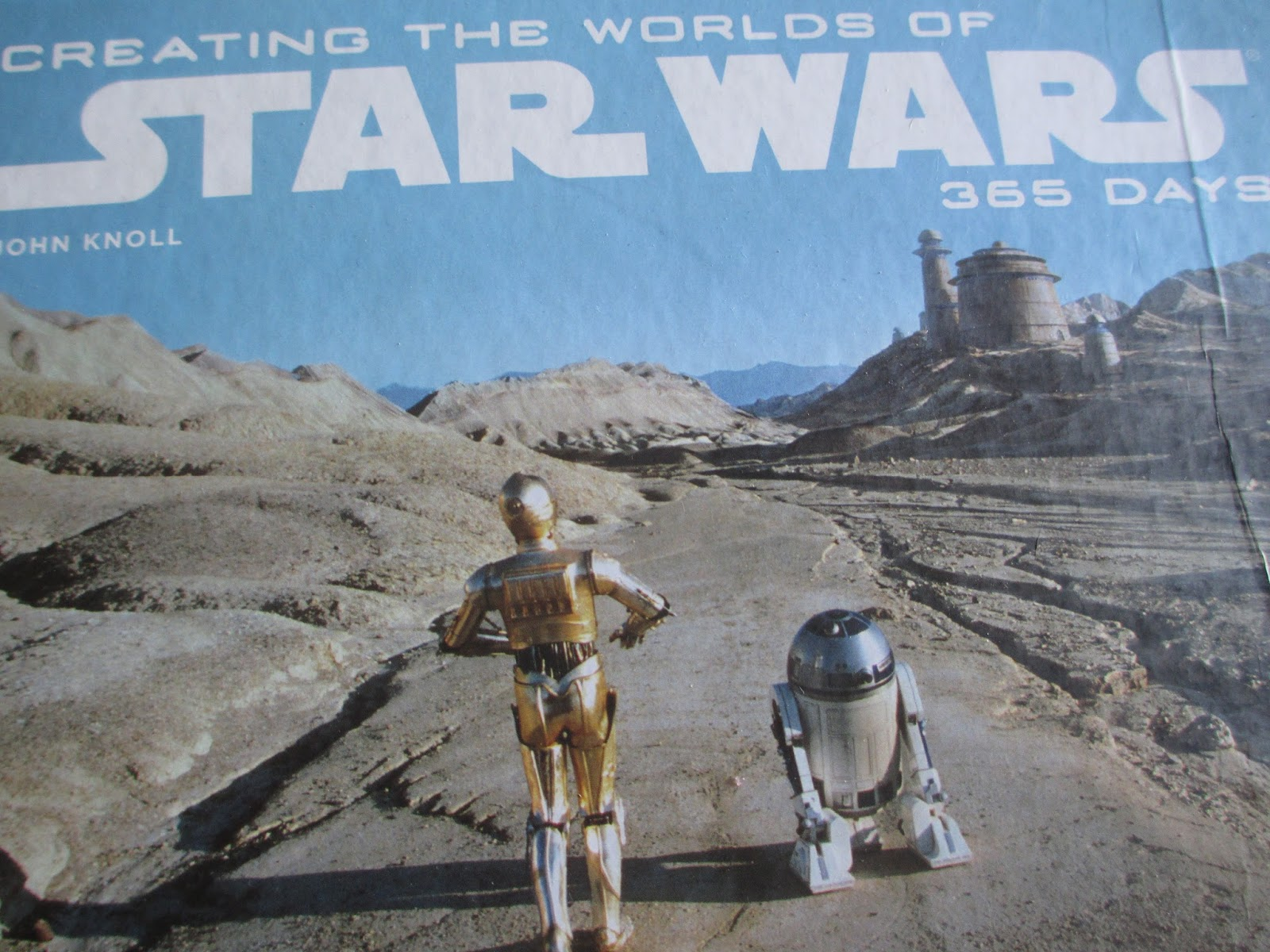 In fact, I didn't even realize until I started reading that it's a book not  just about the making of Star Wars (all six of the first films): it's a  book ...