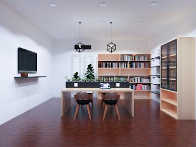 Desain Pojok Literasi atau Ruang Baca