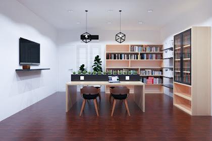 Desain Ruang Baca Pojok Literasi