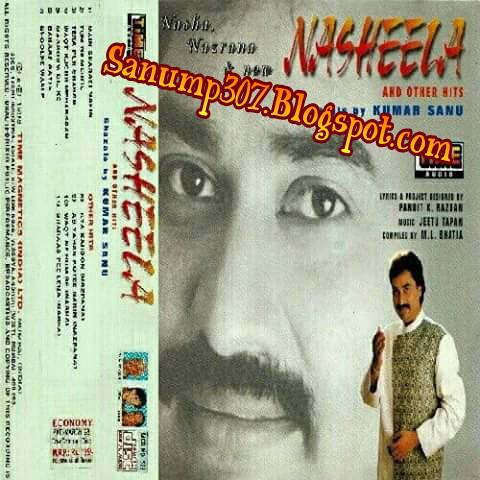 Kumar Sanu All Mp3 Song: Nasheela 1999 Album 320-Kbps CBR