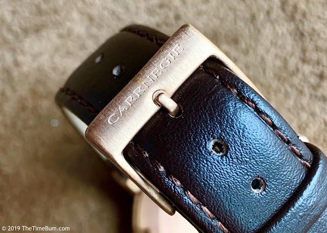 Carrnegie Classic strap