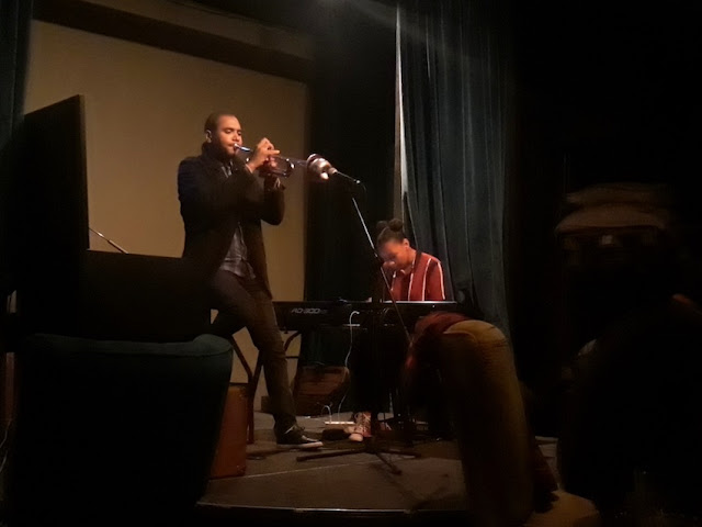 Live Jazz music in Cape Town speakeasy Art of Duplicity