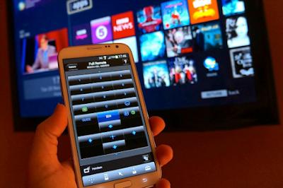 التطبيقات الأفضل للتحكم في التلفاز من هاتفك المحمول عن بعد