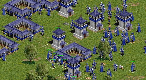 """Choson là 1 trong ba loại quân """"tù"""" nhất của Age of Empires"""