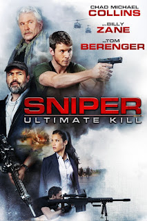 Sniper: Ultimate Kill 2017 Dual Audio 1080p BluRay