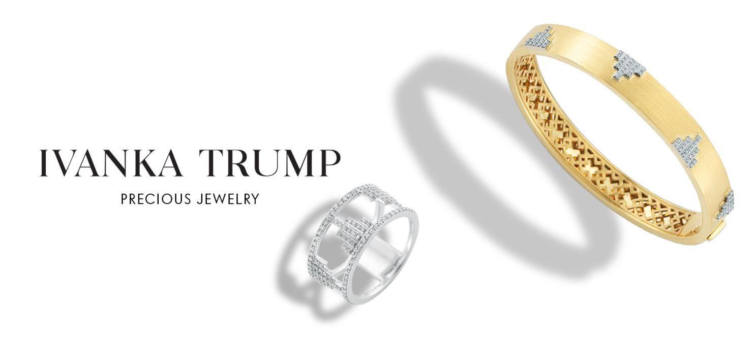 ivanka trump gold bracelet
