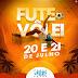 1º Campeonato de Futevôlei, de 20 a 21 de julho em Parnaíba