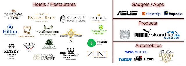 hotels collaborations