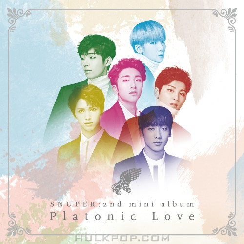 SNUPER – 2nd Mini Album Platonic Love (ITUNES MATCH AAC M4A)