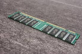 RAM rusak