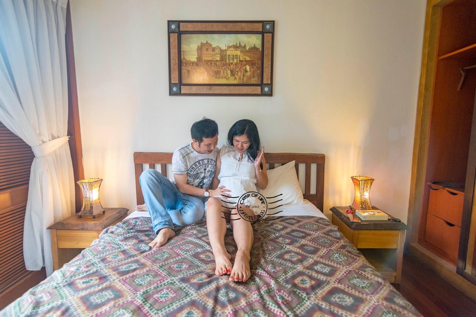 Babymoon in Kuching Malaysia