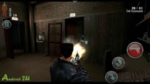 تحميل لعبة ماكس باين Max Payne Mobile مجانا للأندرويد