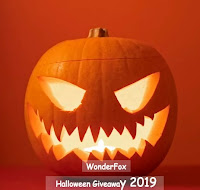 Wonderfox halloween giveaway 2019
