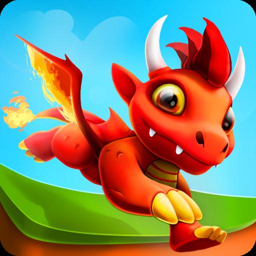 تحميل لعبه Dragon Land مهكره اخر اصدار