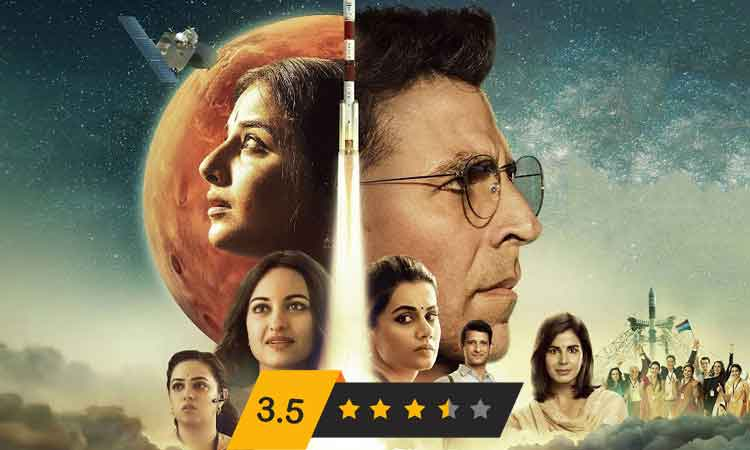 Mission Mangal Movie Review 2