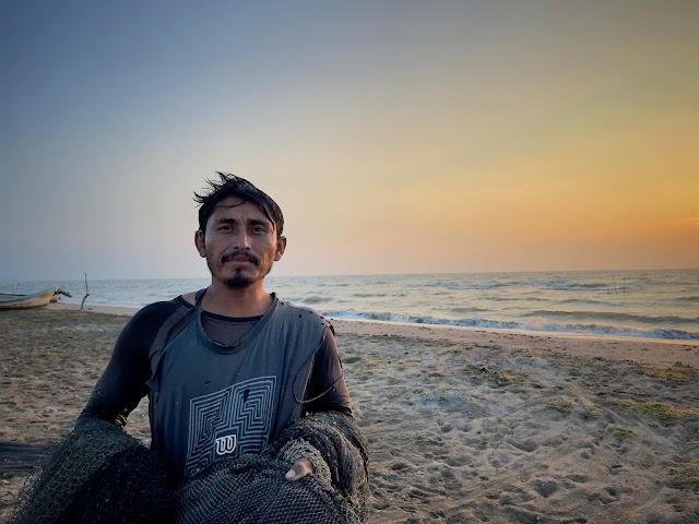 Hombres de agua salada | Fidel Cruz [México]