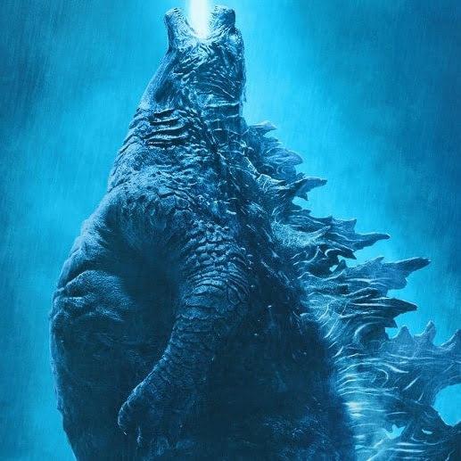 Godzilla : ハリウッド版「ゴジラ」シリーズの第2弾「キング・オブ・ザ・モンスターズ」の新しい怪獣王ポスター ! !