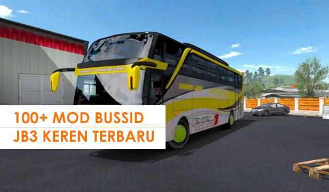 Download Mod Bussid Bus JB3 Terbaru 2021