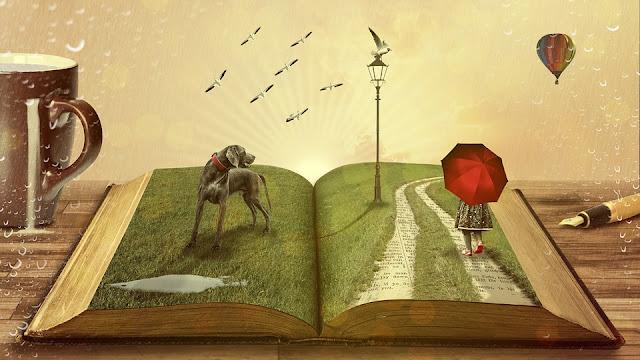Porque as crianças aprendem mais com contos de fantasia do que com histórias realistas