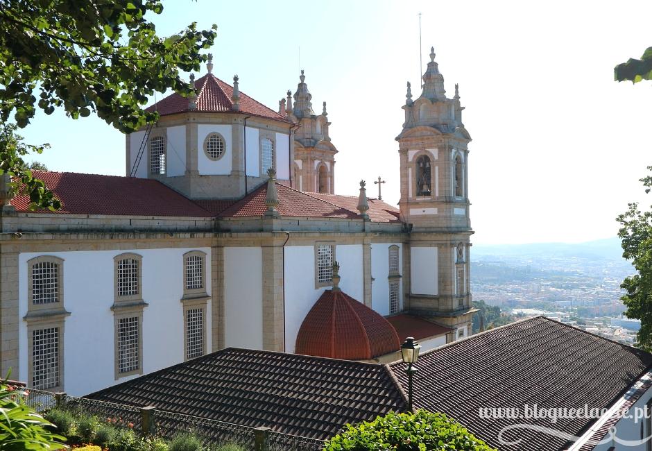 Subida + Santuário Bom Jesus do Monte + Braga + Opinião + o que visitar + blogue português de casal + blogue ela e ele + ele e ela + pedro e telma