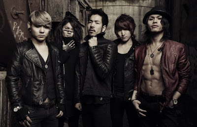 crossfaith-band