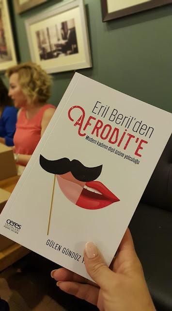 Eril Beril'den Afrodit'e -Lansman