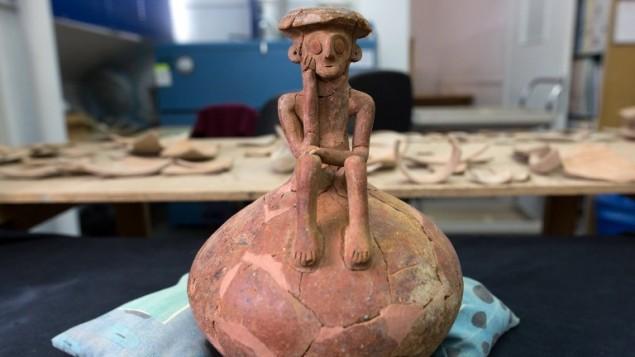 Arqueólogos encontram o Pensador da era do Bronze